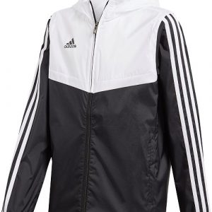 Adidas Big Boys Original Tiro Hooded Jacket