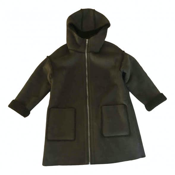 Puffer Polyester Jacket