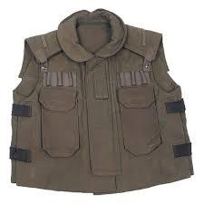 Austrian Flak Vest Jacket