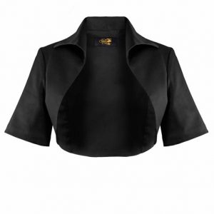 Bolero Leather Jacket