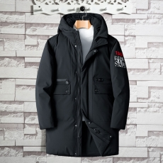 Duck Down Coat Men Winter Windbreak Thick Warm Windproof Coats