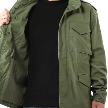 Fast And Furious Men's Green Jacket
