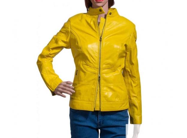 Megan Fox TMNT Cafe Racer Jacket