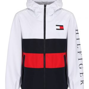 Men's Tommy Hilfiger Colourblock Hooded Jacket