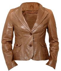 New Style Ladies Wear Brown Jacket