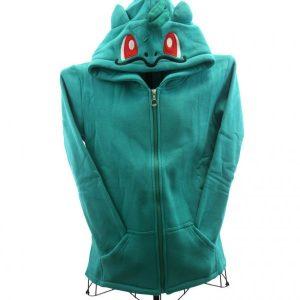 Pokemon Bulbasaur Jacket