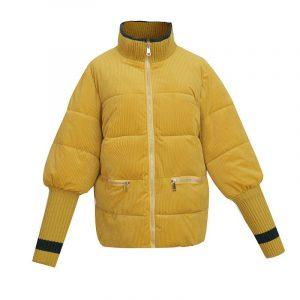 Skirts Promotional corduroy jacket