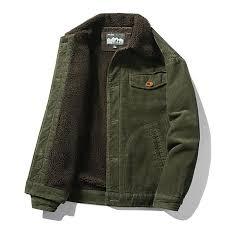 Retro Corduroy Jacket
