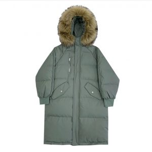 Sherpa Foreign-style cotton-padded clothes jacket