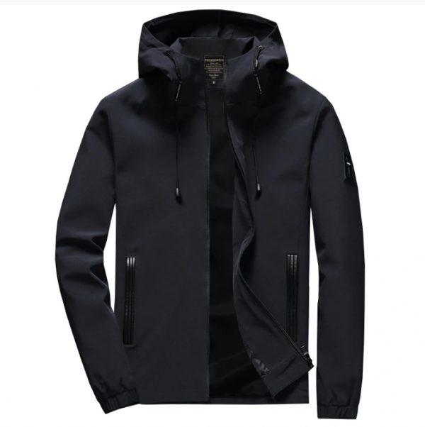 Harrington Casual Outwear Slim Fit High Quality Jackets