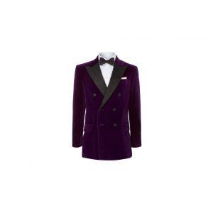 Velvet Smoking Suit Smoking Jacket Men