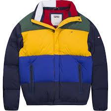 Tommy Hilfiger Colour block Puffer Jacket