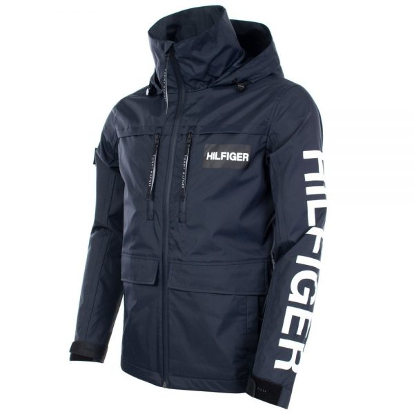 Tommy Hilfiger Tech Hooded Jacket
