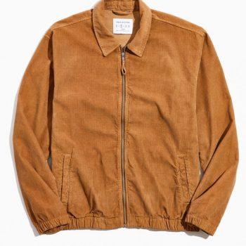 UO Corduroy Harrington Jacket