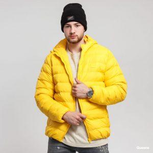 Winter Bomber Yellow Men's Jacket