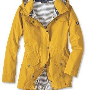 Yellow Long Sleeve Women's Jacket