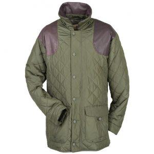 Barbour Highfield Waterproof Quilted Shooting Jacket