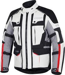 Best Motorcycle Riding White Armor Jackets