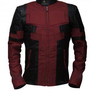 Brianna Hildebrand Deadpool Jacket