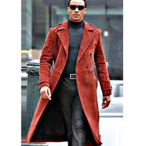 Jessie John Shaft Coat And Jacket