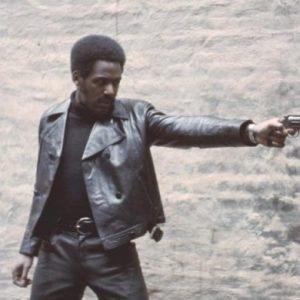 John Shaft Black Jacket