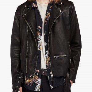 John wick Women's Black Jacket