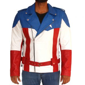 Jumanji Leather Jacket
