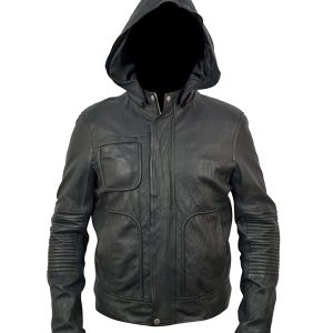 Mission Impossible Ghost Protocol Tom Cruise Hooded Jacket