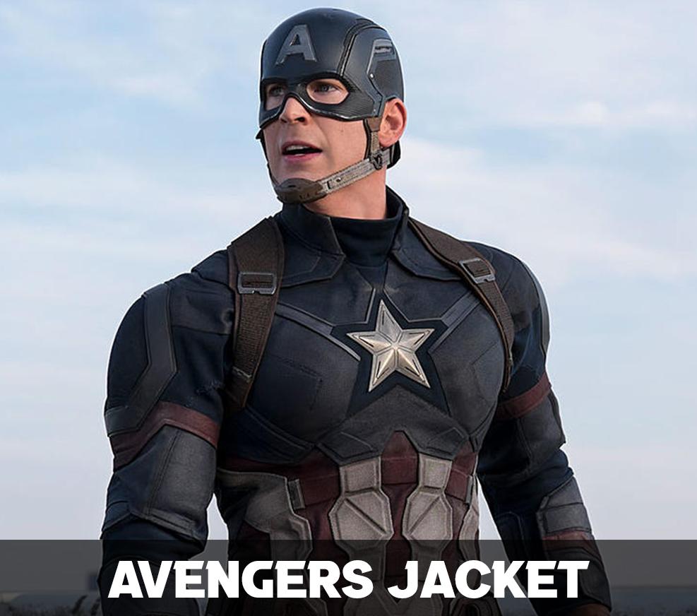 Avenger jacket