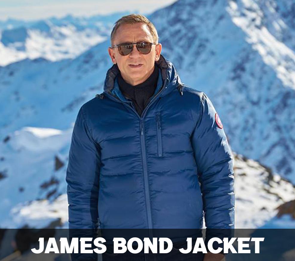 james bond jacket