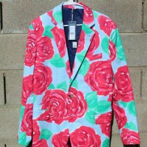 Vineyard Vines blazer jacket coat size 42L 44L