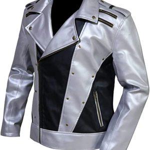 X-Men 4 Quicksilver Peter Maximoff Leather Jacket
