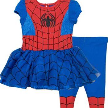 Baby Girls Costume T-Shirt and Leggings Set