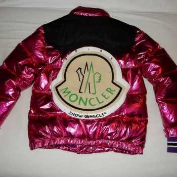Moncler x Palm Angels Down jacket Daunenjacke