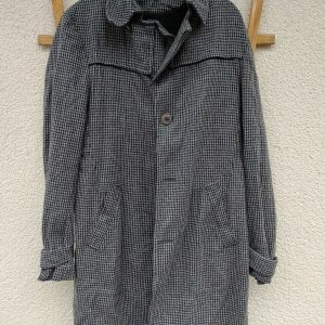 Drykorn Yale Trenchcoat Wollmantel Mantel Größe 98