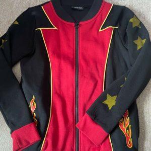 Women's jumper / thin jacket Harley Quinn birds of prey