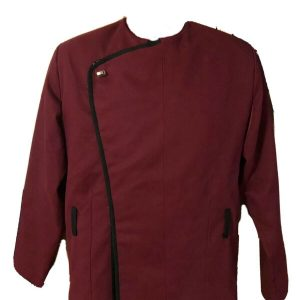 Star Trek Twok Monster Maroon Jacket Uniform Replica