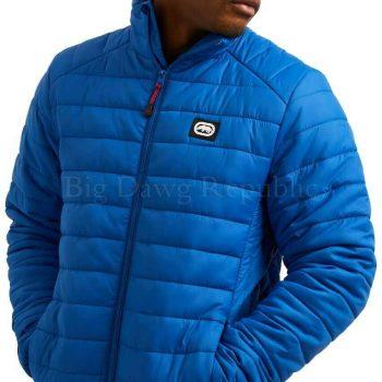 Ecko Men's Sports Padded Puffer Jacket