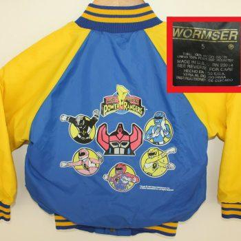 Mighty Morphin Power Rangers 1994 vintage