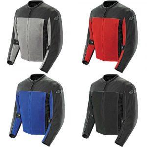 Rocket Men's Velocity Mesh Motorcycle Jacket