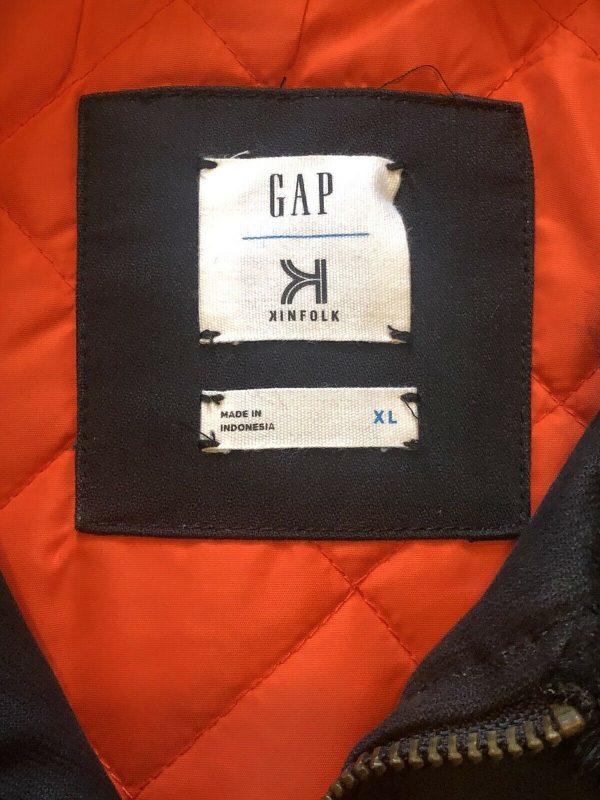 Gap GQ x Kinfolk Aviator Bomber Jacket