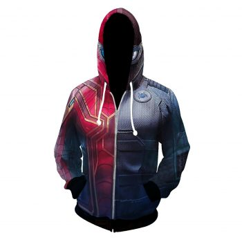 Spider-Man: Far From Home Hoodie Casual Sweatshirt