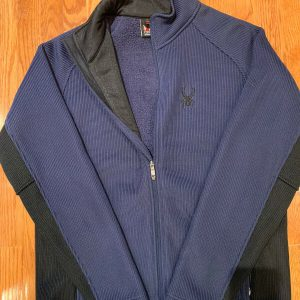 MEN's Spyder Foremost Full Zip Heavy Weight Core Jacket