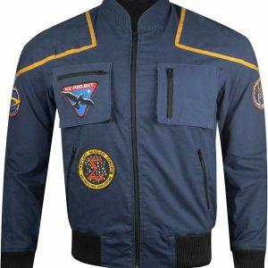 Star Trek Jonathan Archer Space Suit Cotton Jacket