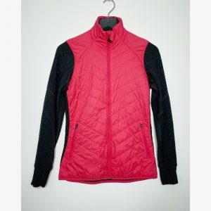 Descender Hybrid Jacket Merino Wool Full Zip Mid-Layer size Small
