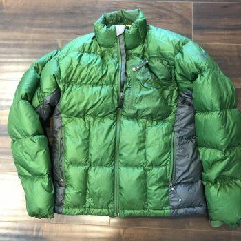 Mountain Hardwear Phantom Jacket Green Medium