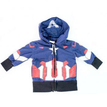 Marvel Captain America Baby Jacket 18M