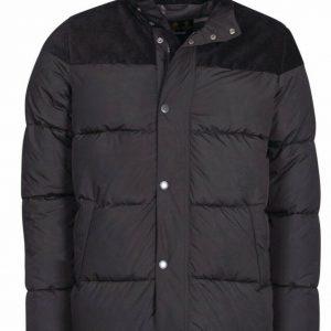 Barbour Spean Puffer Jacket XL - Black