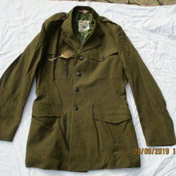 No. 2 Dress Uniform Jacket, Irish Regiment.