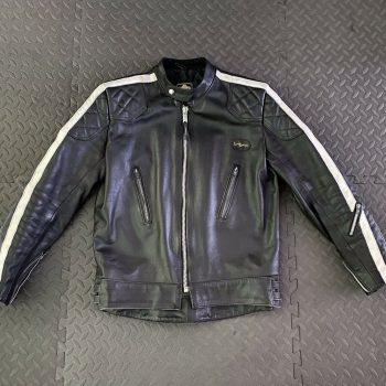 Vintage Lewis Leathers Medium (38-40) Jacket Super Phantom Aviakit Motorcycle